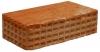 Кирпич строительный одинарный полнотелый М150, 250х120х65