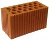 Кирпич керамический строительный двойной щелевой рифленый М-150 250x120x138