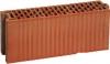Кирпич керамический строительный одинарный полнотелый рифленый пластического формования М-100, 250х120х65