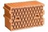Кирпич керамический строительный полуторный щелевой рифленый М-150, 250х120х88